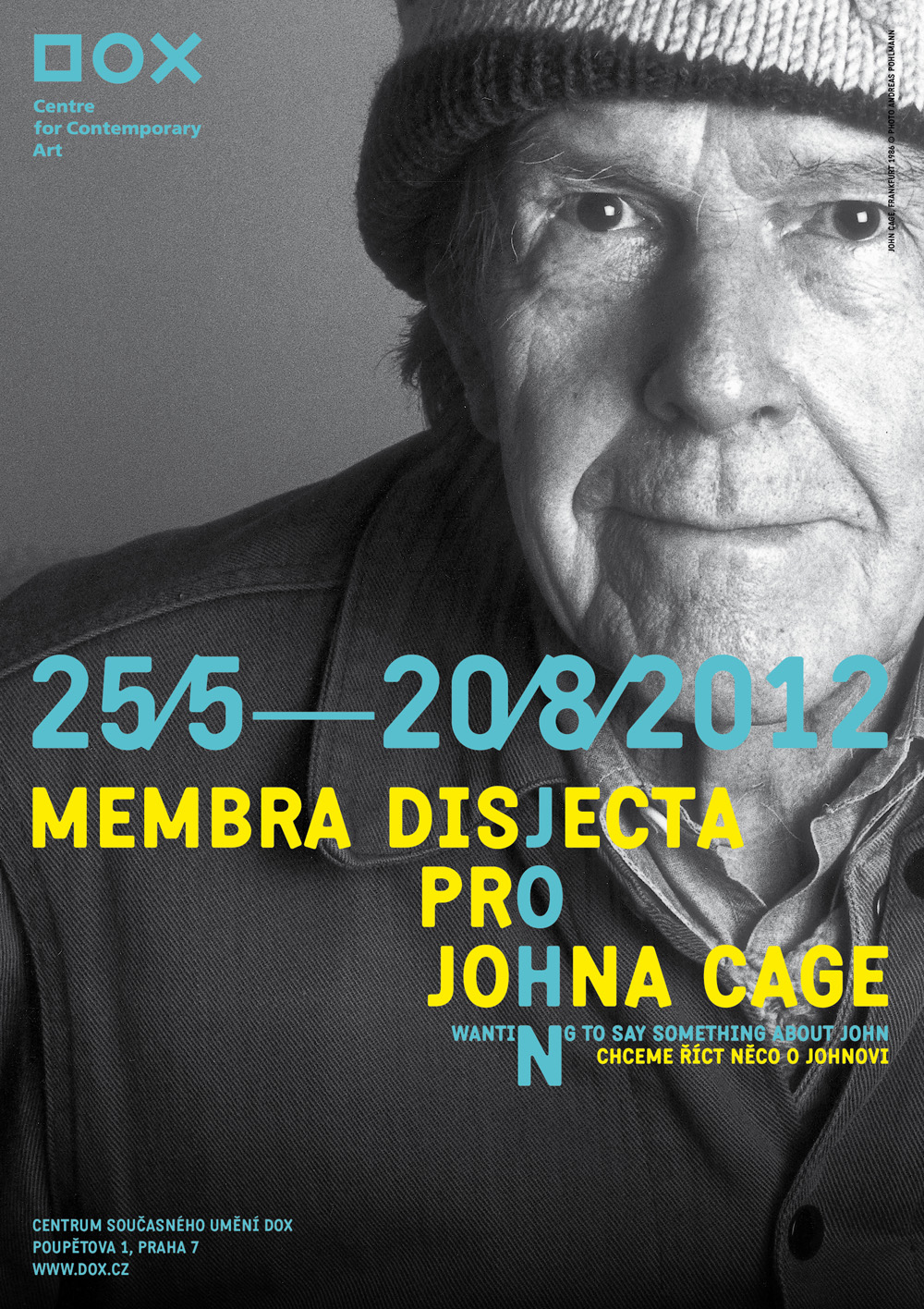 Membra Disjecta for John Cage in Vienna [poster] [space] TONSPUR 51: Sam Ashley [gallery] [detail] - A1_JOHN_CAGE